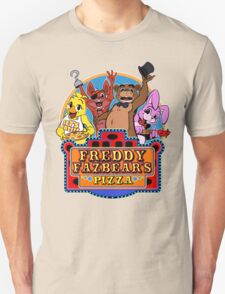 Fun times at Freddy's Unisex T-Shirt