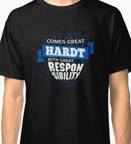 HARDT-The-Awesome Classic T-Shirt