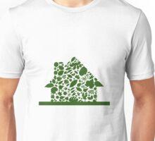 Leaf the house Unisex T-Shirt