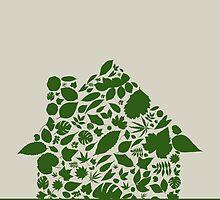 Leaf the house by Aleksander1