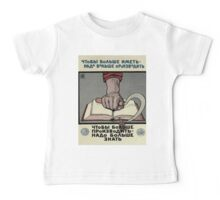 Vintage poster - Soviet Union Baby Tee