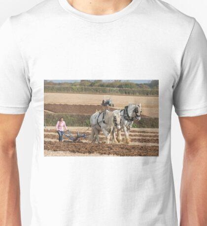 Heavy Horses Unisex T-Shirt