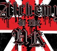 Alchemy in the UK Sticker