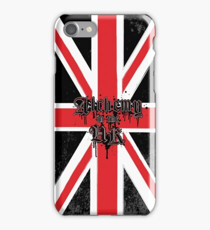 Alchemy in the UK iPhone Case/Skin