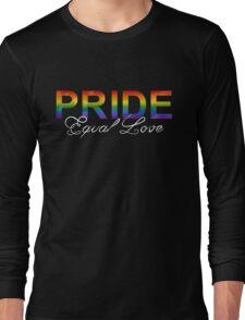 Equal Love Long Sleeve T-Shirt
