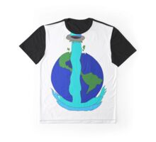 RedBubble Sci-Fi Entry Raw Image Graphic T-Shirt