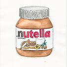 Nutella Time by LP-D