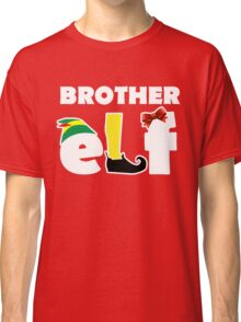 Sister Elf xmas Tshirt. Get this semi-ugly Christmas Sweater. If you love Santa t-shirts, this is for you! Classic T-Shirt