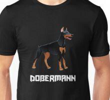 Dobermann Pinscher Unisex T-Shirt