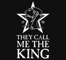 The Sisters Of Mercy - The World's End - They Call Me The King (Gary King) by James Ferguson - Darkinc1