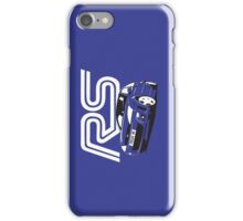 Ford Focus RS Mk1 iPhone Case/Skin