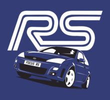 Ford Focus RS Mk1 by velocitygallery