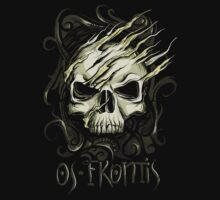 Skull Os Frontis t-shirt T-Shirt