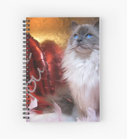 Pixie Love Spiral Notebook