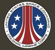 Aliens - United States Colonial Marine Corps  (Insignia) by James Ferguson - Darkinc1
