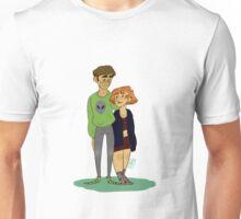 sculder socks Unisex T-Shirt