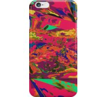 1294 Abstract Thought iPhone Case/Skin