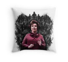Dolores Umbridge & the Dementors Throw Pillow