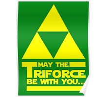 May the Triforce be with you... Poster