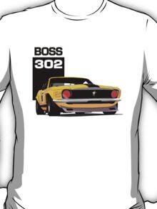Ford Mustang Boss 302 T-Shirt