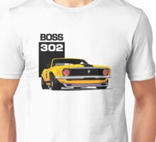 Ford Mustang Boss 302 Unisex T-Shirt