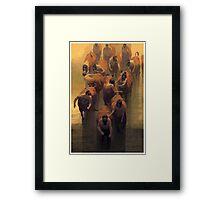 Age of Centaurs 2 Framed Print