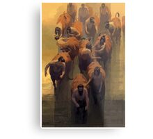 Age of Centaurs 2 Metal Print