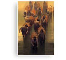 Age of Centaurs 2 Canvas Print