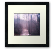 Leave Me Lonely  Framed Print