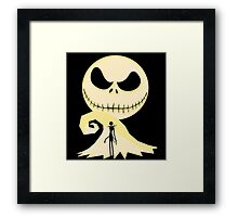 JACK THE HERO Framed Print