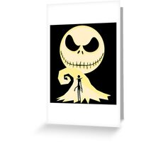 JACK THE HERO Greeting Card