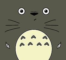 Totoro by itslexatchison