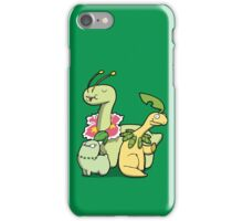 Leafy Dino's iPhone Case/Skin