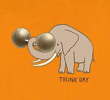 Trunk Day by Eric Fan