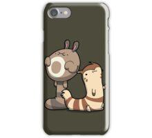 Chubby Ferrets iPhone Case/Skin