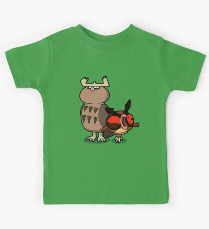 Owl mess you up! Kids Tee