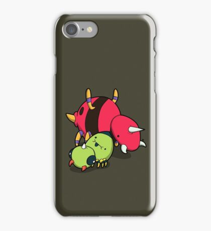 Spider Butts! iPhone Case/Skin