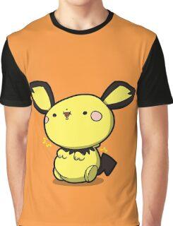 Little 1 volt Graphic T-Shirt