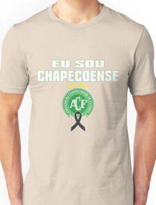 Tribute to chapecoense Unisex T-Shirt