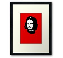 Che Lisa  Framed Print
