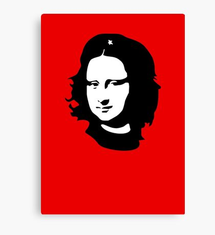 Che Lisa  Canvas Print