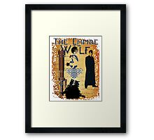 EMPIRE OF THE WOLF  Framed Print