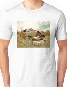 Abandoned 1954 Chevy Belair Unisex T-Shirt