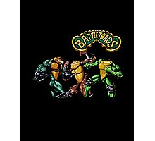 Battletoads 90's Video Game Cool Nintendo Photographic Print