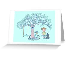 Eliza & Scotty Greeting Card