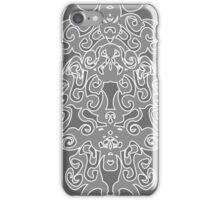 Flames Fire Morf iPhone Case/Skin