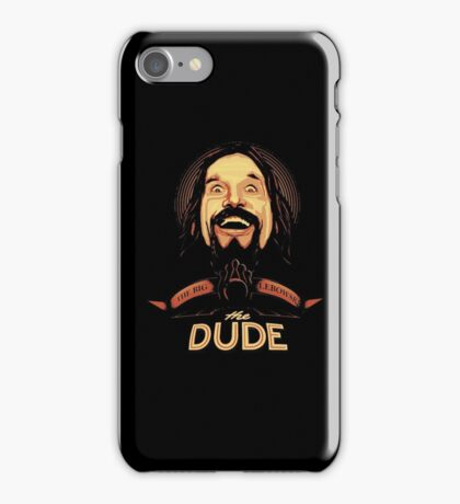 Big Lebowski iPhone Case/Skin