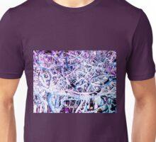 Tropical Tree Tangle - Rev Unisex T-Shirt