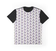 Waluigi Jump Graphic T-Shirt