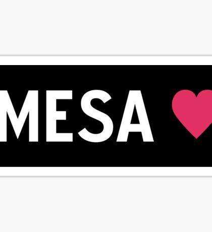 Mesa Sticker